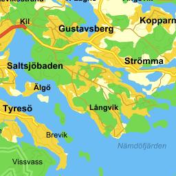 nämdöfjärden karta Kartor, vägbeskrivningar, flygfoton, sjökort & mycket mer på eniro.se nämdöfjärden karta