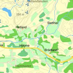 sviland kart Kildesortering Sviland på Gule Siders kart sviland kart