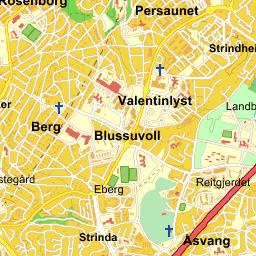 gule sider kart trondheim Gule Sider® Kart gule sider kart trondheim