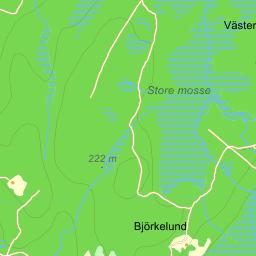nittorp karta Nittorp Gisslarp Stendala   karta på Eniro nittorp karta