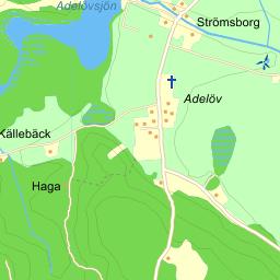 adelöv karta Adelöv Ängsberg Tranås   karta på Eniro adelöv karta