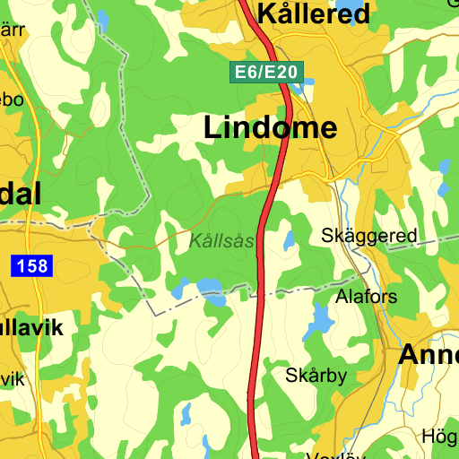 Karta E6 Goteborg.Teatergatan Goteborg Karta Pa Eniro