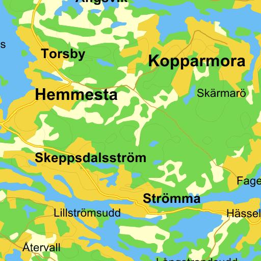 Kopparmora single