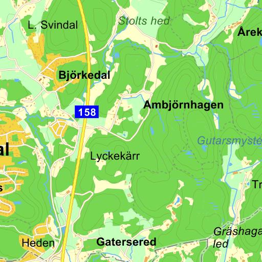 Heden Goteborg Karta.Goteborg Lindasmotet Karta Pa Eniro