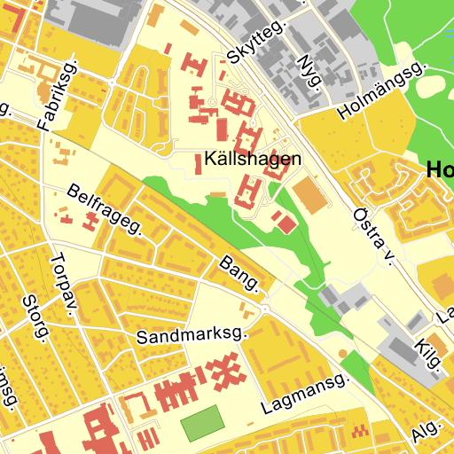 Karta Vanersborg.Marierovagen Vanersborg Karta Pa Eniro