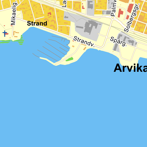 Eniro Karta Arvika.Nordmarksgatan Arvika Karta Pa Eniro