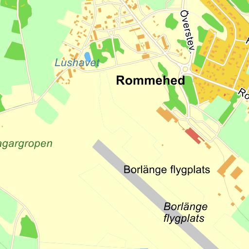 Karta Borlange.Kvistgardsvagen Borlange Karta Pa Eniro