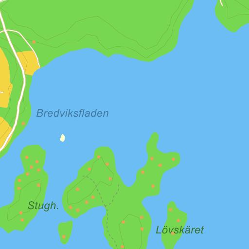 Bredviksbacken Yxlan Norrtalje Karta Pa Eniro