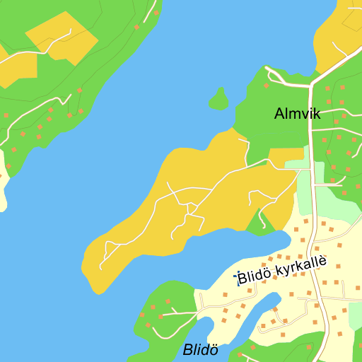 Yxlan Yxlostrandsvagen Karta Pa Eniro