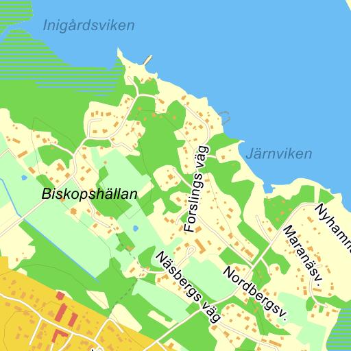 Karta Sodra Sverige Eniro.Lulee Karta