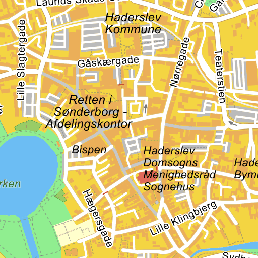 wittenberg kort